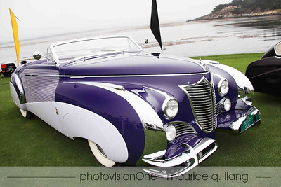 1948 Cadillac Series 62 by Saoutchik.