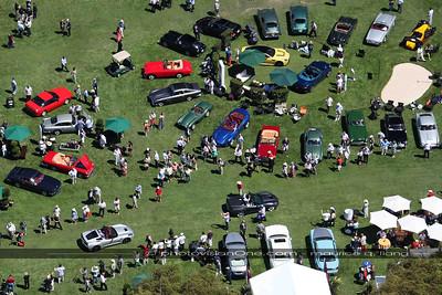 The Aston Martin Martin exhibit.