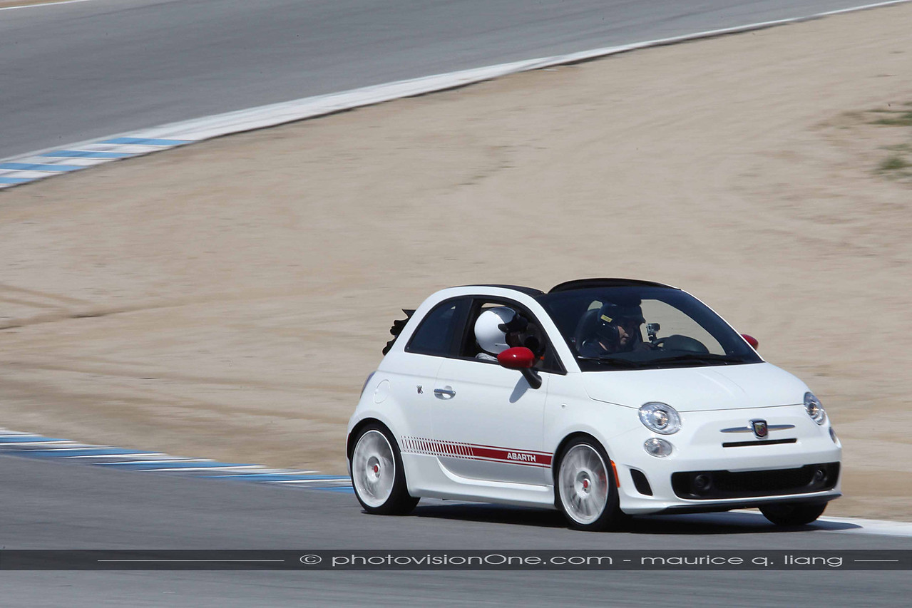 Abarth is tossable.