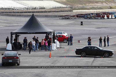 Over on the autocross...