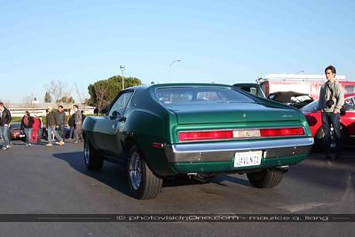 1971 AMC Javelin.