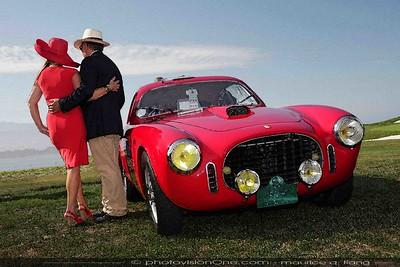 2015 Pebble Beach Concours d'Elegance.