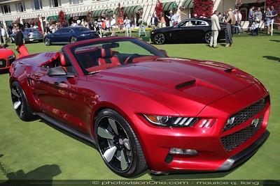 Galpin Motorsports Mustang.
