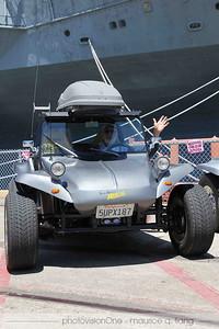 Battleship gray buggy!