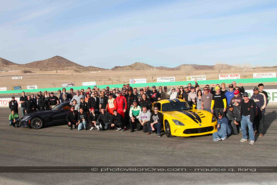 Group photo with Ralph Gilles & Dick Winkles from SRT.