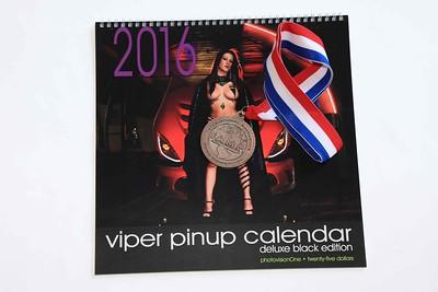 Viper Black Edition calendar wins bronze medal.