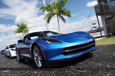2014 Corvette C7.