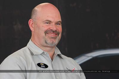 John Fitzpatrick, Camaro/Corvette Brand Manager.