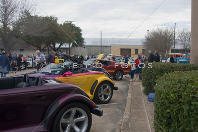 Rockdale Texas Car Show