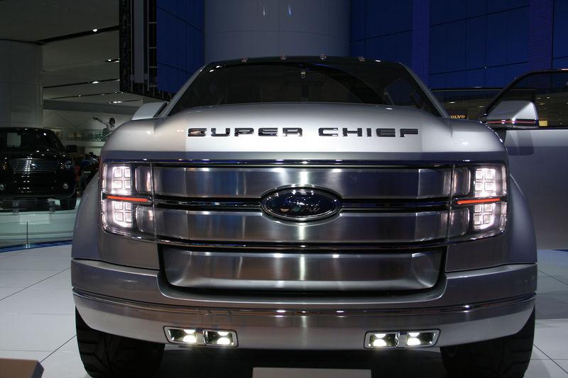 Ford - Super Chief