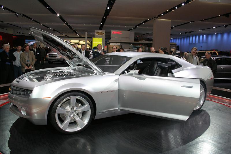 Chevy Camero Concept