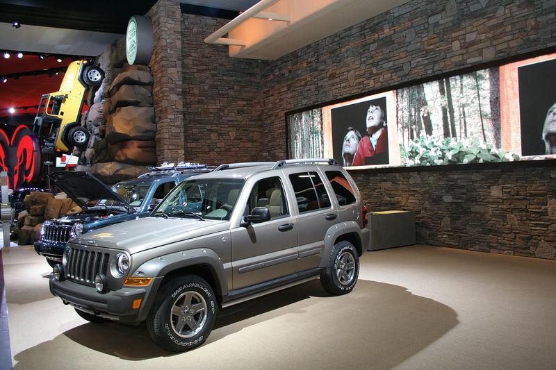 Jeep - Display