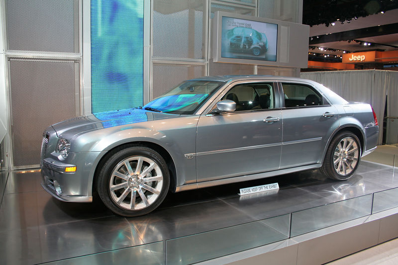 Chrysler - 300c SRT