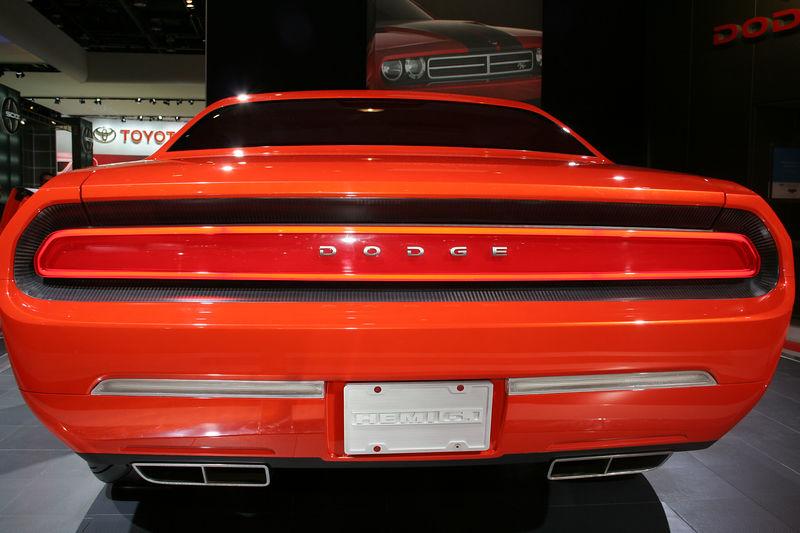 """Dodge - Challenger Concept  - Autoweek's """"Concept Car of 2006"""""""