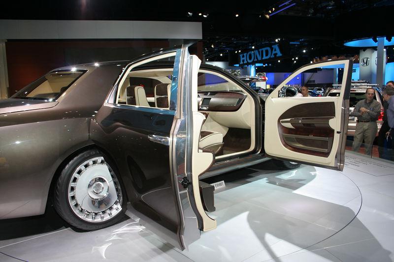 Chrysler - Imperial Concept Car