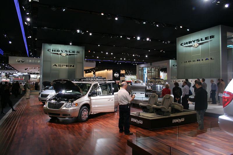 Chrysler Display