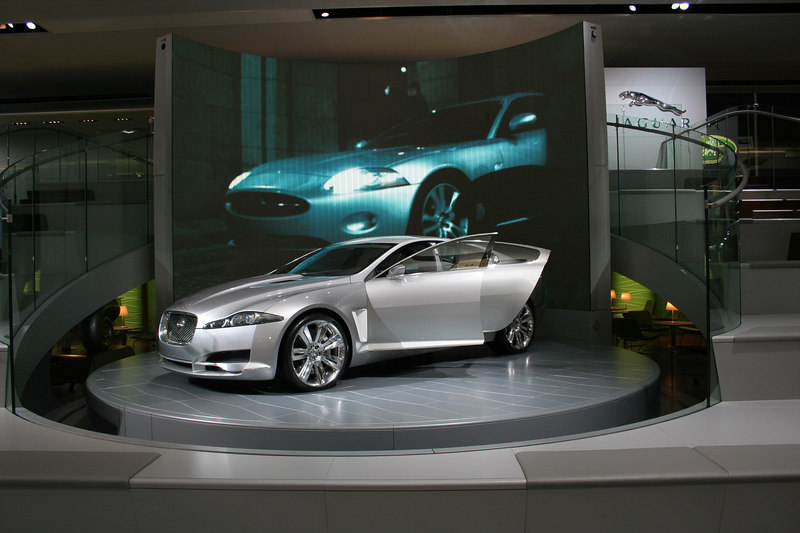 Jaguar Concept Car