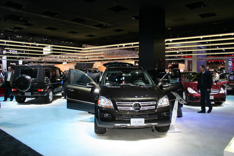 Mercedes Benz Ice Rink