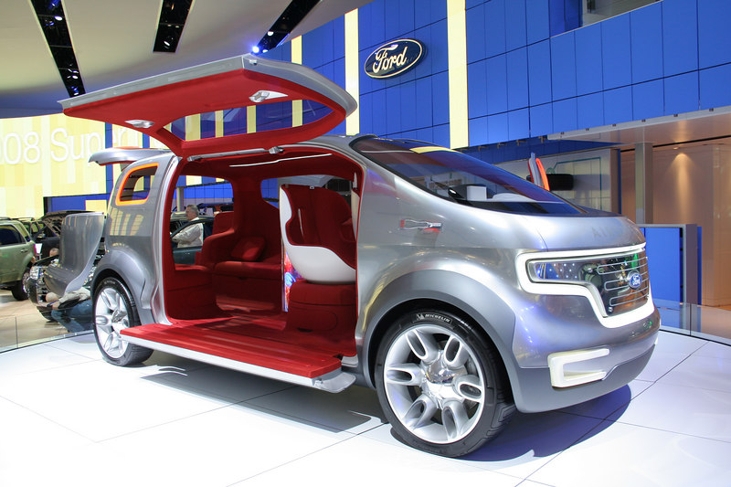 Ford AirStream Concept Car