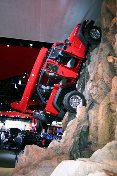 Jeep Rockwalk