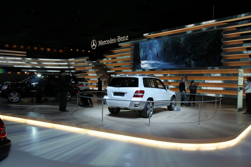 Daimler Benz Exhibit