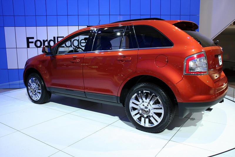 Ford Edge Concept Car - Edge