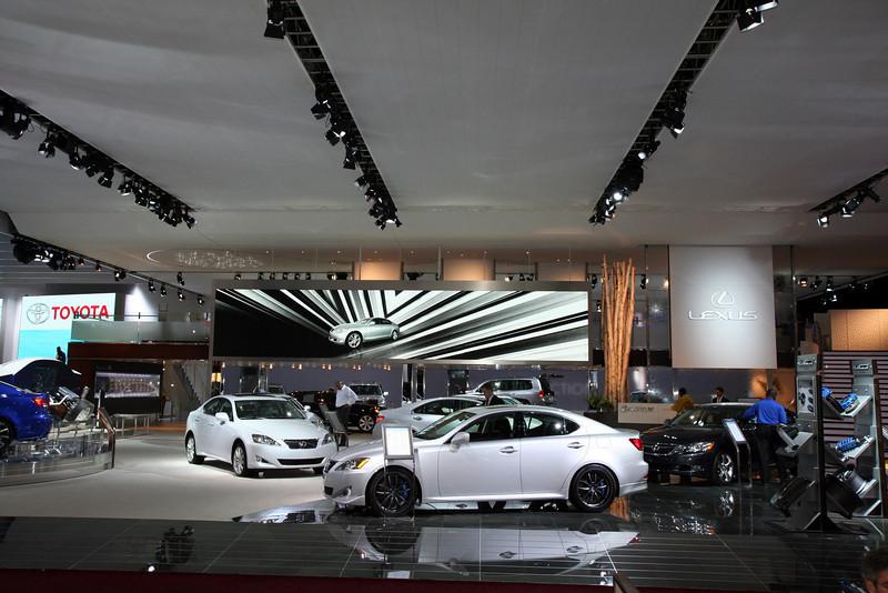 Auto Show Exhibits