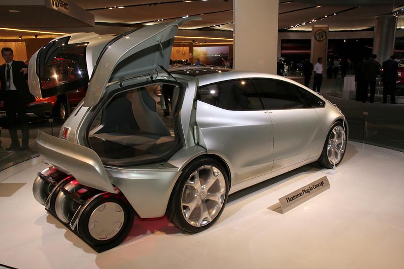 Saturn Concept Car