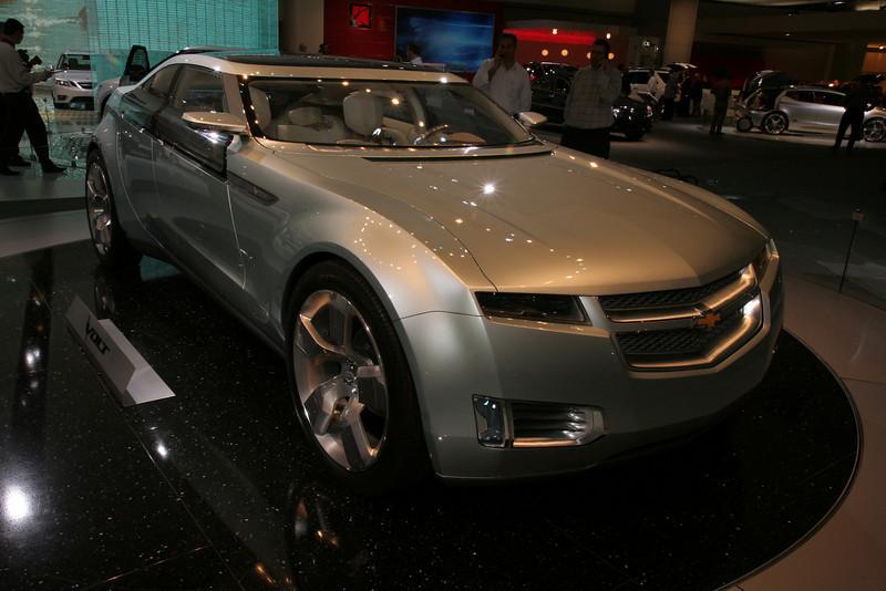 Volt Electric Concept Car