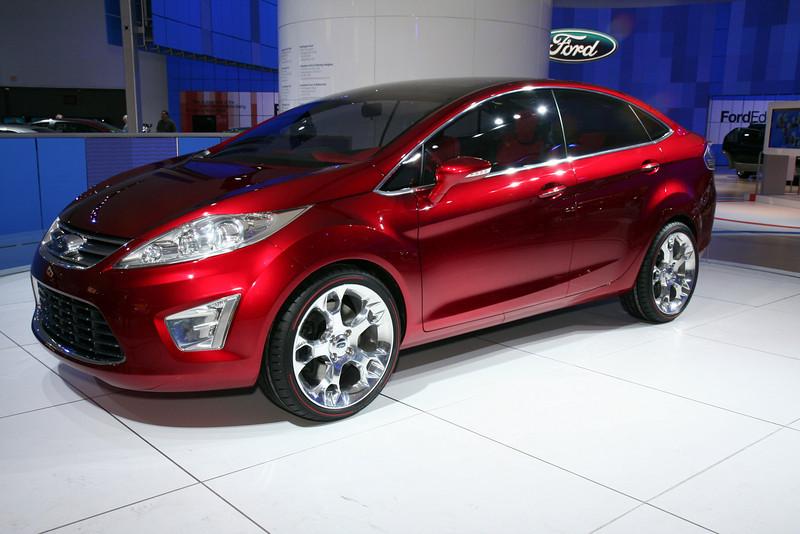Ford Concept Car - Verv