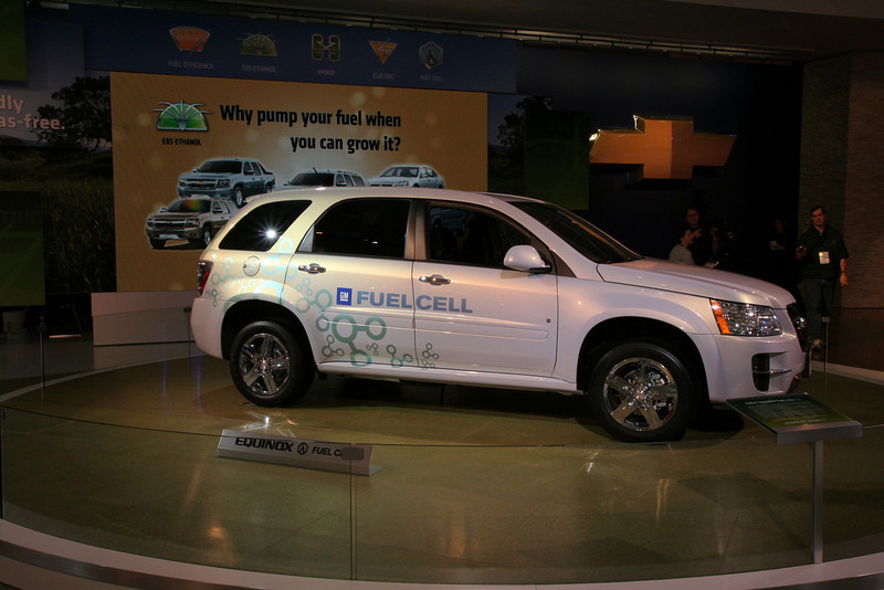 GM Fuel Cell Concept