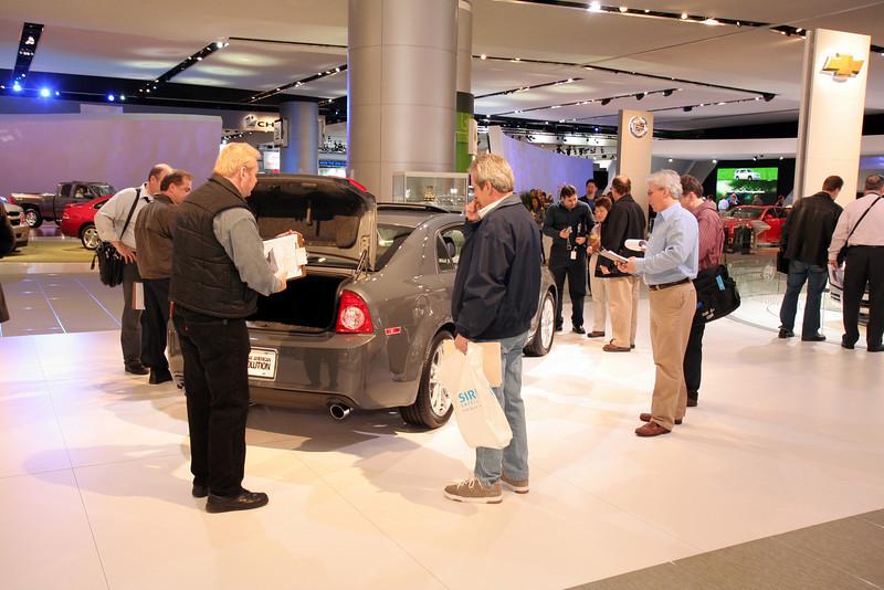 Chevy Malibu Car of the Year