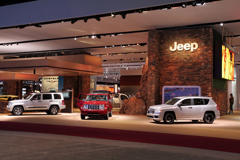 Chrysler/Dodge/Jeep Exhibits