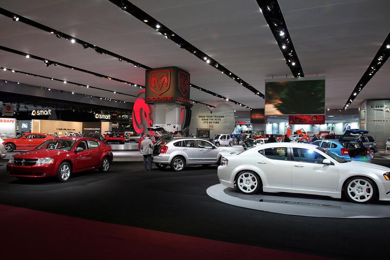 Chrysler/Dodge/Jeep Exhibits