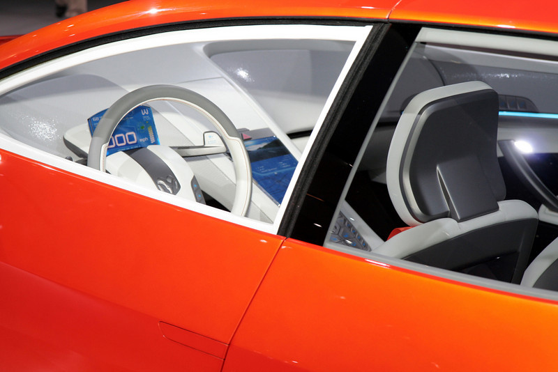 <p class='ContentText'> Dodge ZEO Concept <br><br> The Dodge ZEO Concept is a four-passenger, 2+2 sport wagaon that embraces the bold,  expressive look of the Dodge brand, exhibiting a new, youthful breed of muscle car for the 21st century. Built for driving enthusiasts, it features an electric-only propulsion system with a lithium-ion battery pack capable of at least 250 miles.  Unlike other such vehicles, the Dodge ZEO Concept is a four-door, foor-passenger model that delivers function as well as  environmental responsibility. </p>