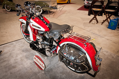 Rick Fetrow's 1947 Harley Davidson Flathead