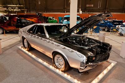 Derek White's 1970 AMX