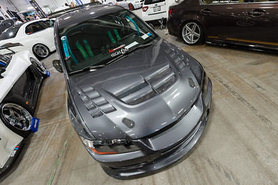 Daniel Sarmiento's 2005 Mitsubishi Evolution 8MR