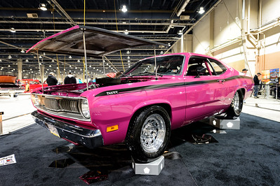 The Renner's 1970 Plymouth Duster