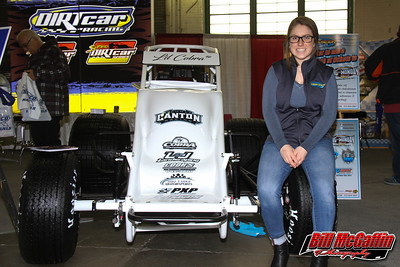 30th annual Motorsports Expo Exposition and Trade Show N.Y.S Fairgrounds-3/11/17-Bill McGaffin