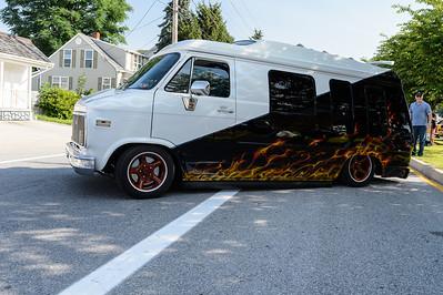 Robert Kramer's 1983 Chevy Van