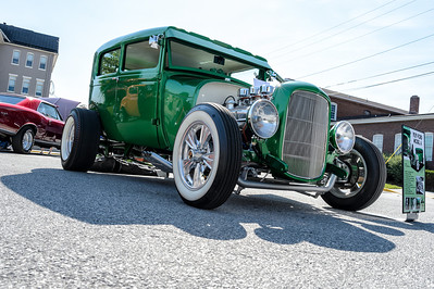 Ann Quesenberry's 1929 Ford Model A