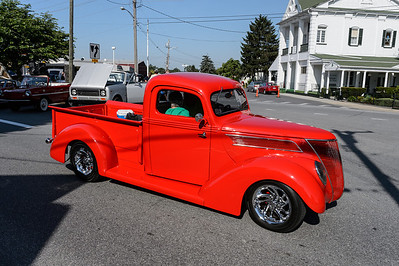John and Anne Edward's 1939 Ford Truck