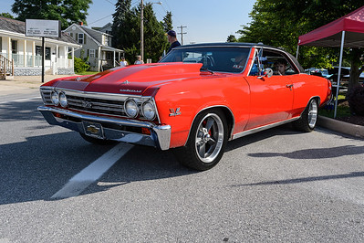Frank and Sandy Kovach's 1967 Chevy Chevelle