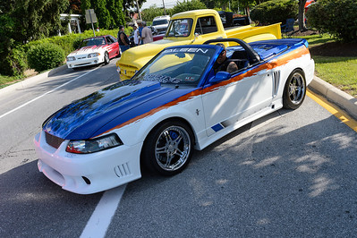 Rich Clark Jr's 2000 Ford Mustang