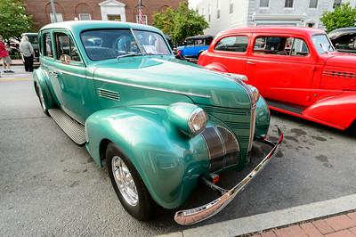 1939 Pontiac Touring