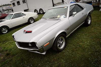 John Bolks' 1970 AMC AMX