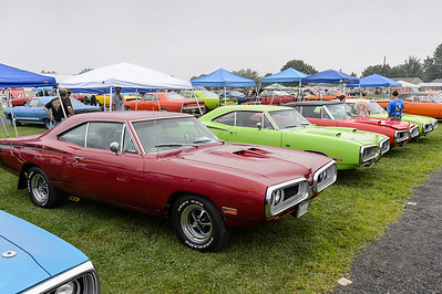 Carlisle All-Chrysler Nationals Car Show