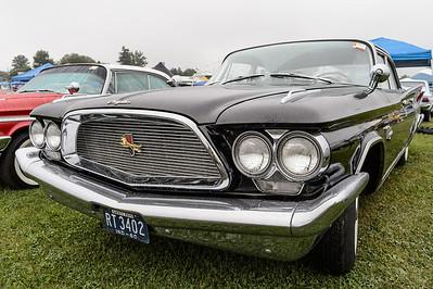 Andrew Burrows' 1960 Chrysler New Yorker