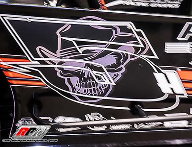 Motorsports Expo - Syracuse, NY - 3/11/17 - John Zachary